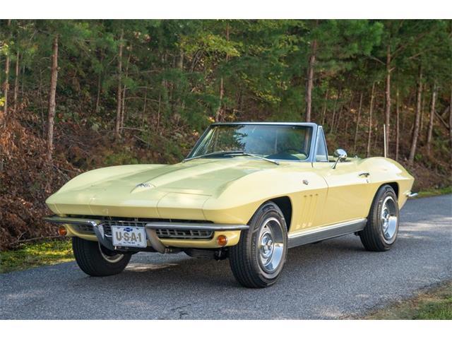1966 Chevrolet Corvette (CC-1457197) for sale in Greensboro, North Carolina