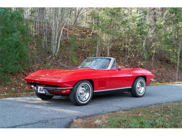 1967 Chevrolet Corvette (CC-1457198) for sale in Greensboro, North Carolina