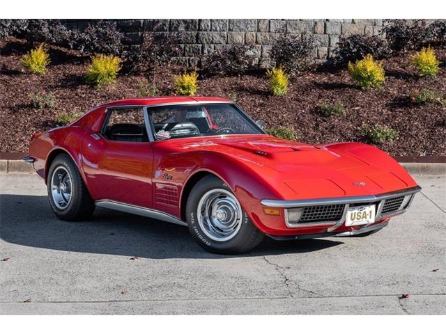 1971 Chevrolet Corvette (CC-1457201) for sale in Greensboro, North Carolina