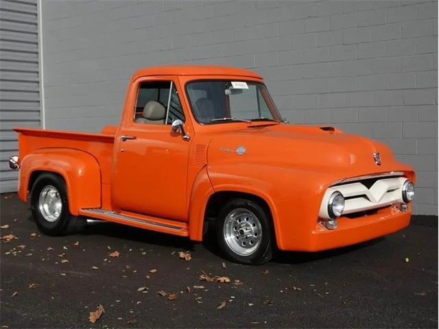 1955 Ford F100 (CC-1457202) for sale in Greensboro, North Carolina