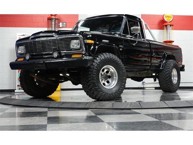 1982 Jeep Gladiator (CC-1457203) for sale in Greensboro, North Carolina