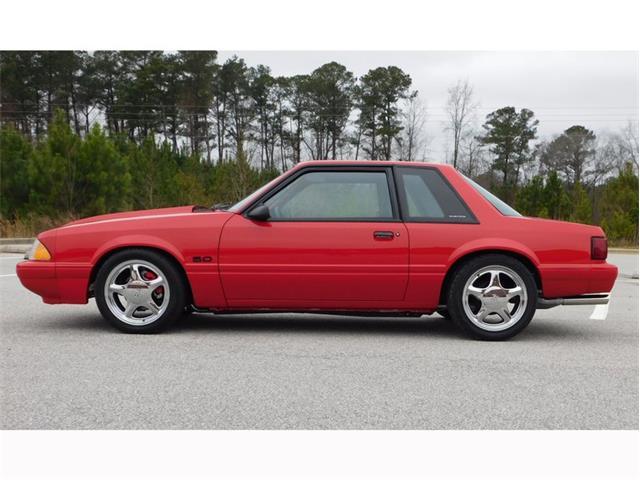1991 Ford Mustang (CC-1457204) for sale in Greensboro, North Carolina