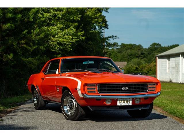 1969 Chevrolet Camaro (CC-1457205) for sale in Greensboro, North Carolina