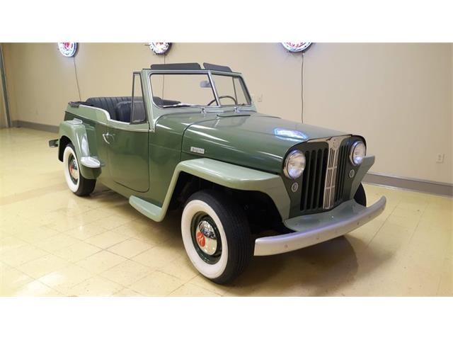 1948 Willys-Overland Jeepster (CC-1457206) for sale in Greensboro, North Carolina