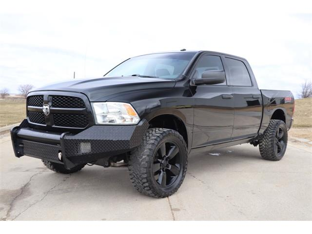2017 Dodge Ram 1500 (CC-1457209) for sale in Clarence, Iowa