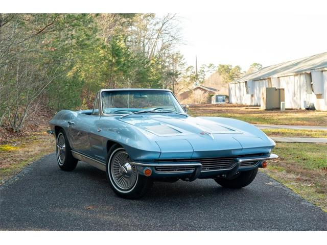1963 Chevrolet Corvette (CC-1457210) for sale in Greensboro, North Carolina
