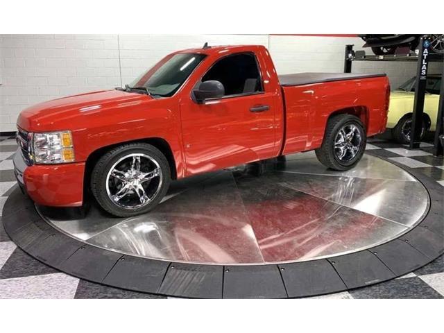 2008 Chevrolet Silverado (CC-1457211) for sale in Greensboro, North Carolina