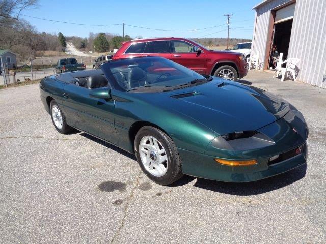 1995 Chevrolet Camaro (CC-1457214) for sale in Greensboro, North Carolina