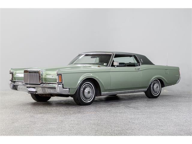 1971 Lincoln Continental (CC-1457225) for sale in Concord, North Carolina