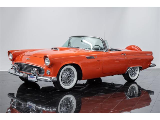 1956 Ford Thunderbird (CC-1457235) for sale in St. Louis, Missouri