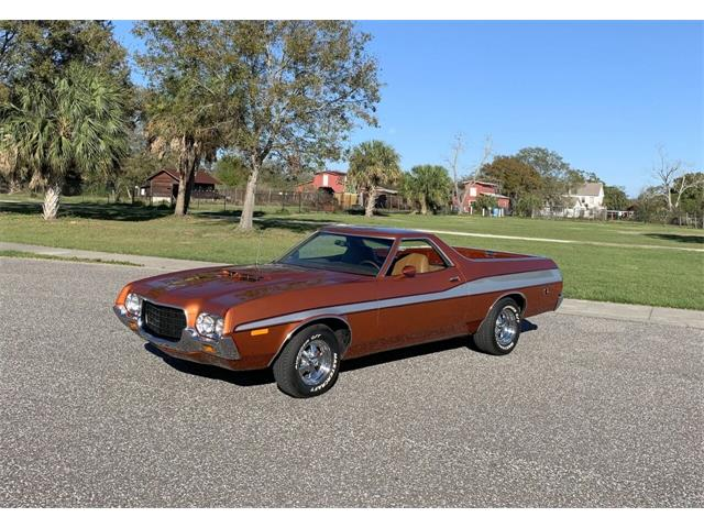 1972 Ford Ranchero (CC-1457239) for sale in Clearwater, Florida