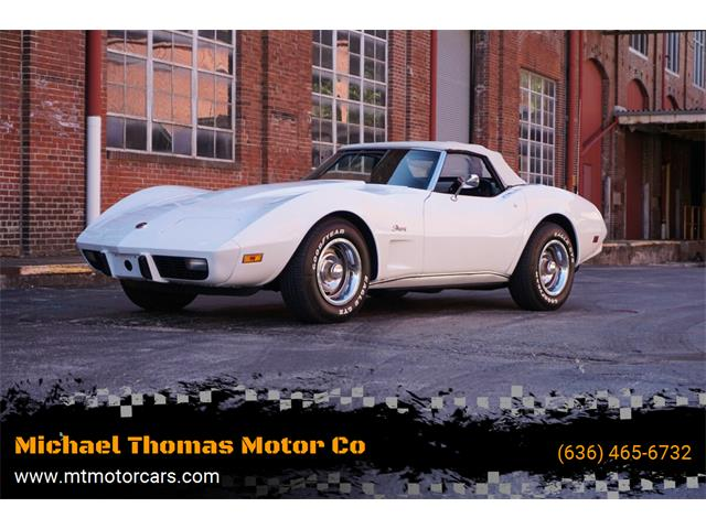 1975 Chevrolet Corvette (CC-1457241) for sale in Saint Charles, Missouri
