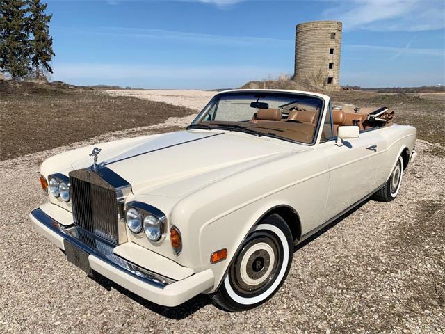 1989 Rolls-Royce Corniche (CC-1457249) for sale in Carey, Illinois