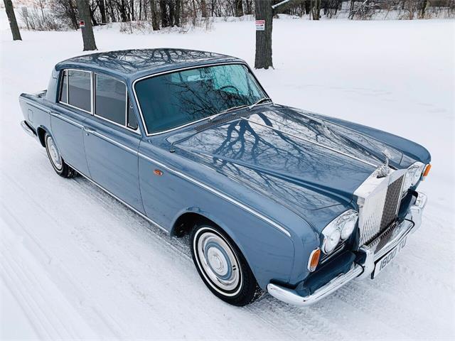 1967 Rolls-Royce Silver Shadow (CC-1457255) for sale in Carey, Illinois