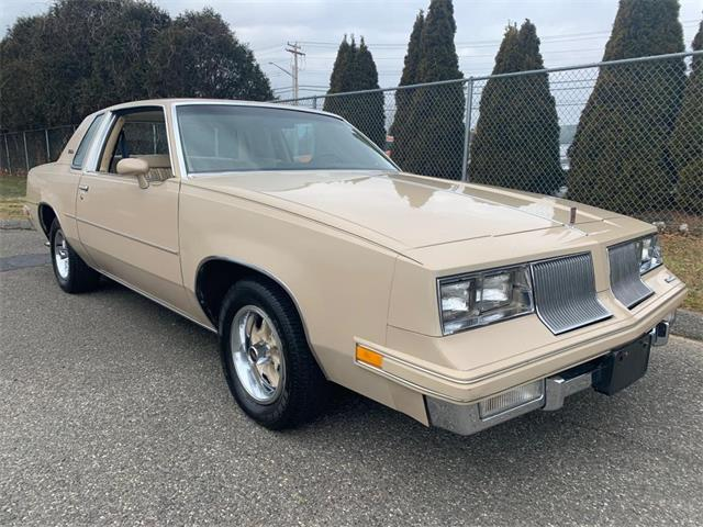 1981 Oldsmobile Cutlass Supreme (CC-1457267) for sale in Milford City, Connecticut
