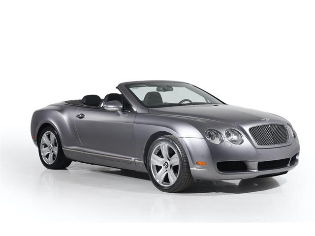 2007 Bentley Continental (CC-1450727) for sale in Farmingdale, New York