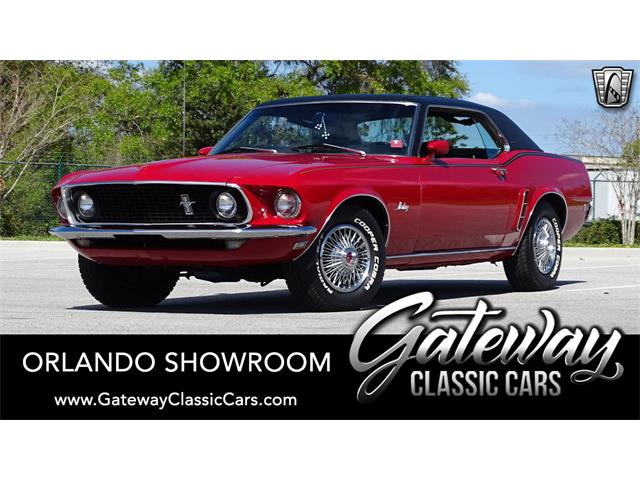 1969 Ford Mustang (CC-1457270) for sale in O'Fallon, Illinois