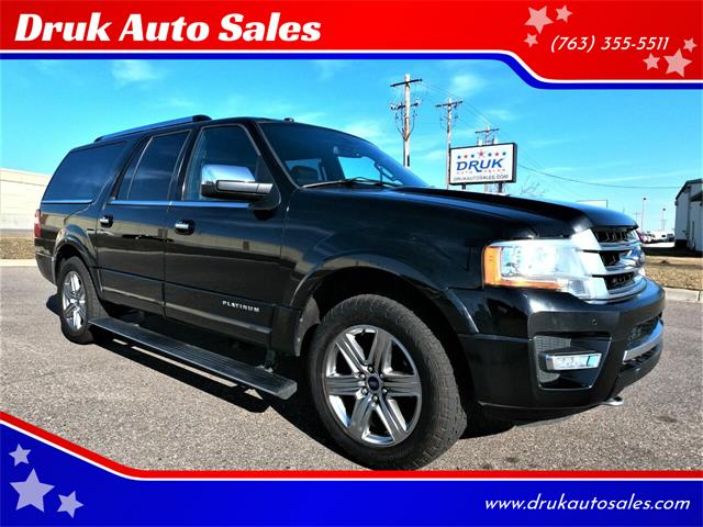 2017 Ford Expedition (CC-1457278) for sale in Ramsey, Minnesota