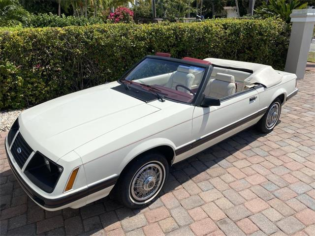 1983 Ford Mustang (CC-1457279) for sale in Milford City, Connecticut