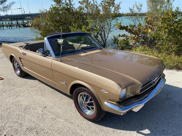 1965 Ford Mustang (CC-1457280) for sale in Milford City, Connecticut