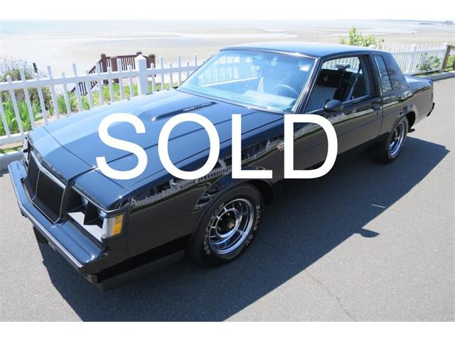 1986 Buick Grand National (CC-1457284) for sale in Milford City, Connecticut