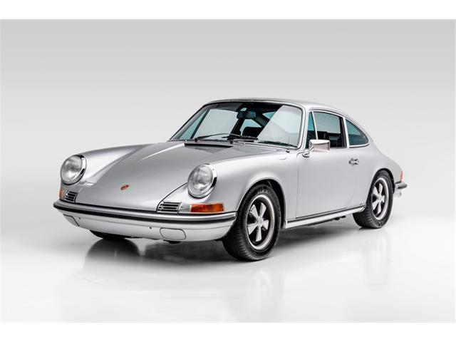 1972 Porsche 911T (CC-1457287) for sale in Costa Mesa, California
