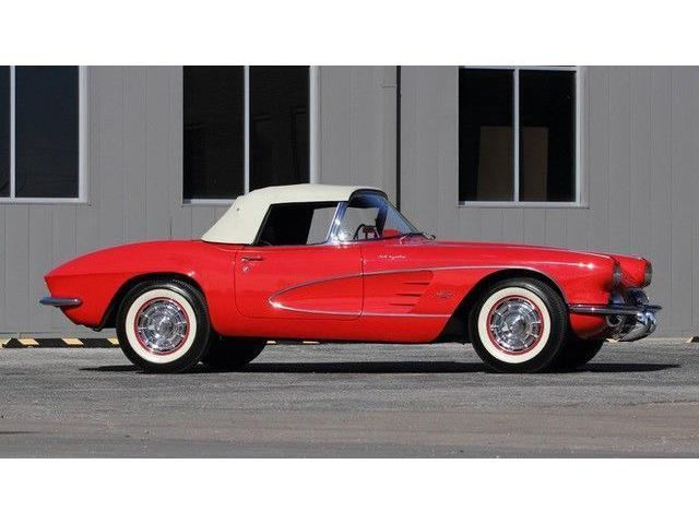 1961 Chevrolet Corvette (CC-1450729) for sale in Cadillac, Michigan