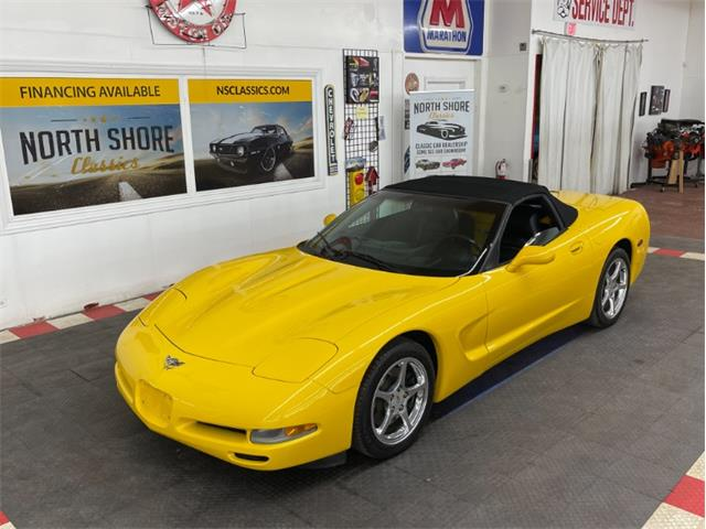 2003 Chevrolet Corvette (CC-1450730) for sale in Mundelein, Illinois
