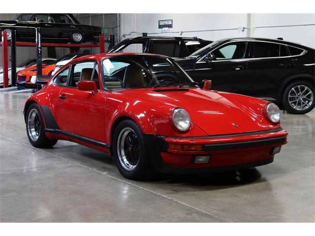 1988 Porsche 911 Turbo (CC-1457305) for sale in San Carlos, California