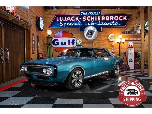 1967 Chevrolet Camaro (CC-1457312) for sale in Green Brook, New Jersey