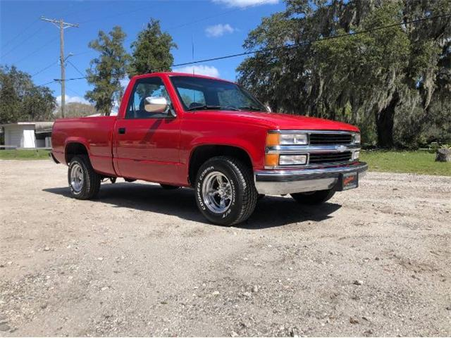 1992 Chevrolet Silverado (CC-1450733) for sale in Cadillac, Michigan