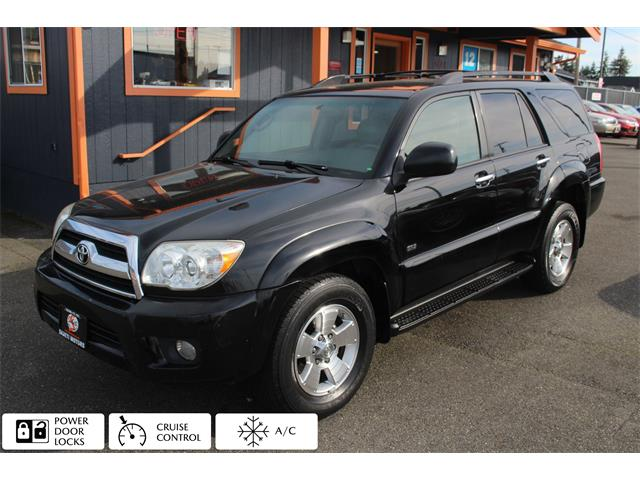 2008 Toyota 4Runner (CC-1457332) for sale in Tacoma, Washington