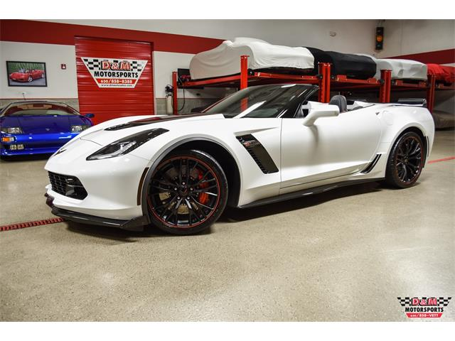 2018 Chevrolet Corvette (CC-1457334) for sale in Glen Ellyn, Illinois