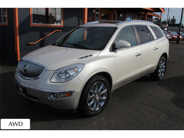 2010 Buick Enclave (CC-1457336) for sale in Tacoma, Washington