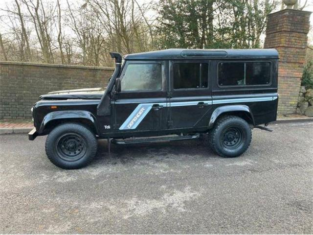 1993 Land Rover Defender (CC-1450734) for sale in Cadillac, Michigan
