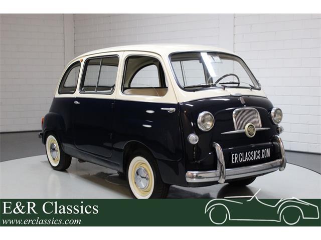 1956 Fiat 600 (CC-1457340) for sale in Waalwijk, - Keine Angabe -