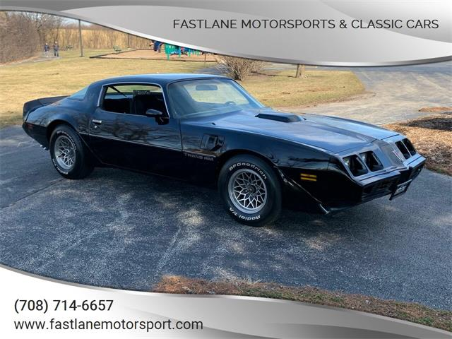 1979 Pontiac Firebird Trans Am (CC-1457345) for sale in Addison, Illinois