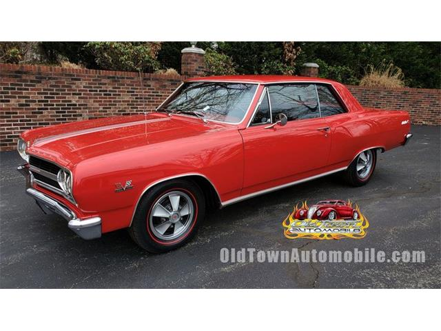 1965 Chevrolet Chevelle (CC-1457349) for sale in Huntingtown, Maryland