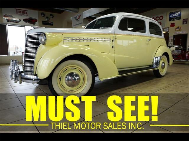 1938 Chevrolet Sedan (CC-1457355) for sale in De Witt, Iowa