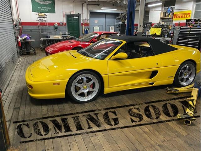 1999 Ferrari 355 (CC-1457365) for sale in Bridgeport, Connecticut