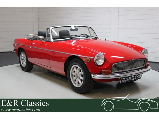 1979 MG MGB (CC-1457377) for sale in Waalwijk, [nl] Pays-Bas