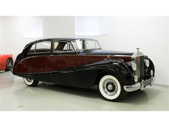1955 Rolls-Royce Silver Wraith (CC-1457396) for sale in Englewood, Colorado