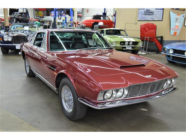 1969 Aston Martin DBS (CC-1457400) for sale in Huntington Station, New York
