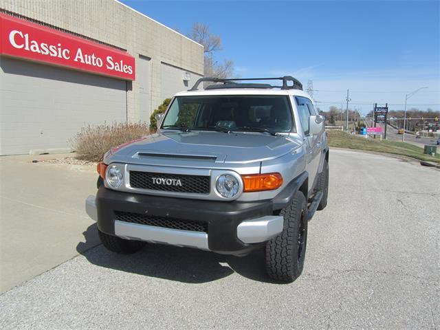 2007 Toyota FJ Cruiser (CC-1457403) for sale in Omaha, Nebraska