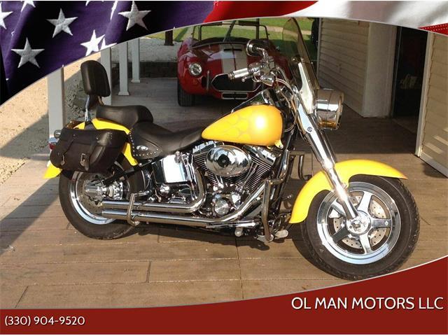 2002 Harley-Davidson Fat Boy (CC-1457408) for sale in Louisville, Ohio
