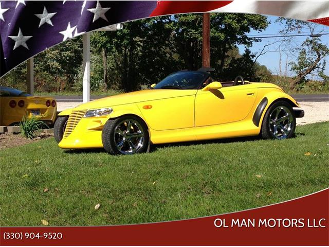 1999 Plymouth Prowler (CC-1457409) for sale in Louisville, Ohio
