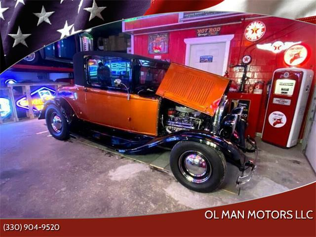 1929 Plymouth Coupe (CC-1457418) for sale in Louisville, Ohio