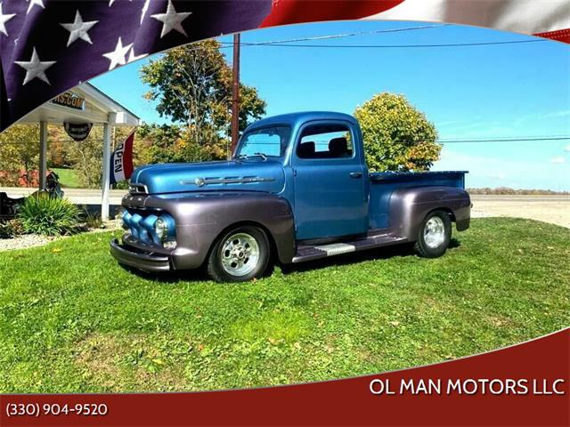 1950 Ford F100 (CC-1457419) for sale in Louisville, Ohio