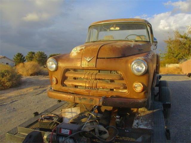 1955 Dodge Pickup (CC-1450742) for sale in Cadillac, Michigan