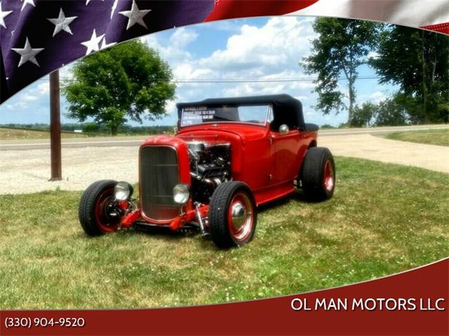 1930 Ford Model A (CC-1457420) for sale in Louisville, Ohio